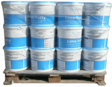 Singleton Birch Traditional Lime Putty  PALLET of 36 x 23kg tubs